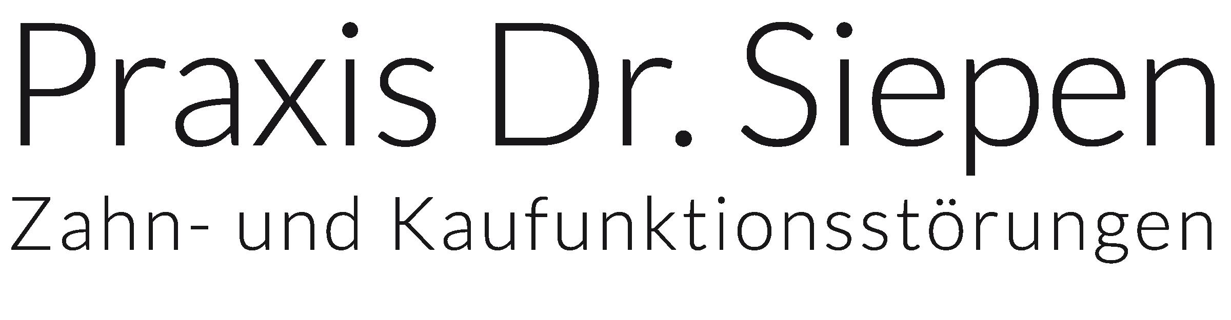 Logo Zahnarztpraxis Dr. Achim Siepen Düsseldorf